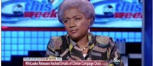 Donna Brazile Throws Hillary Clinton Under The Bus