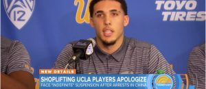 Trump Slams LaVar Ball -  Father of UCLA Basketball Player Arrested In China