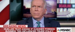 Communist Party Voting Former CIA Director John Brennan Blasts Trump
