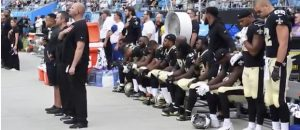 NFL Owners Agree to New Policy Over National Anthem Player Protests