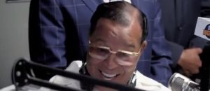 Farrakhan Calls For End Of White Men