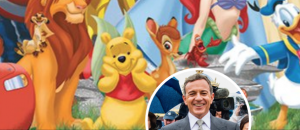 Trump Tweet Targets Disney CEO Bob Iger