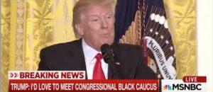 Trump Black Voter Effort Can Kill Democrat Party