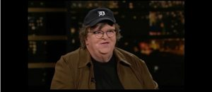 Michael Moore Wants To Physically Stop Senate From Supreme Court Vote