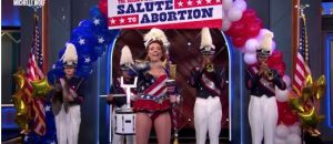 Netflix Star Michelle Wolf Salutes Abortion To Celebrate Independence Day