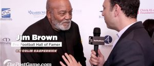 NFL Legend Jim Brown Called A Puppet For Supporting Trump 2020