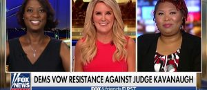 Video Deneen Borelli Debates Impact of Democrat Attack Against Kavanaugh on Midterm Elections