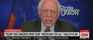 Bernie Sanders Fails To Condemn Violence Against Republicans
