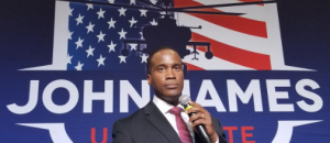Reporter Caught On Tape Cursing About Possible John James Victory In Michigan