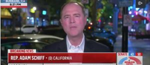 California Representative Adam Schiff Is Ready To Attack Trump