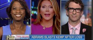 Video Deneen Borelli: Stacey Abrams is a Sore Loser