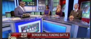 Video Deneen Borelli Debates Border Wall Funding on Fox Business
