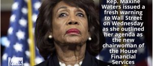 Maxine Waters Targets Big Banks While Facing Campaign Questions