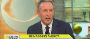 Democrats Blast Former Starbucks CEO Howard Schultz Over Possible Independent 2020 Presidential Run