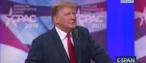 Trump Mocks Green New Deal During CPAC Speech