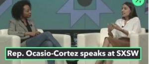 Rep Ocasio-Cortez Calls Capitalism 'Irredeemable'
