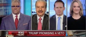 Tom Borelli Debates Trump Veto on Fox Business Network