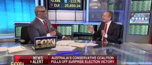 Tom Borelli Discusses Impact of Climate Change Policy on 2020 Presidential Election on Fox Business