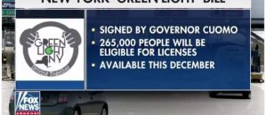 New York State Gives Illegal Aliens Right to Obtain Drivers Licenses