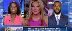 Deneen Borelli Debates Pelosi 'Make America White Again' Propaganda