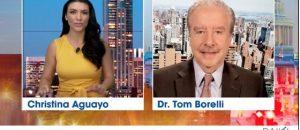 Video: Tom Borelli Discusses Rep Omar Anti-Semitic Agenda on America's Voice News