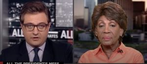 Rep Maxine Waters: Trump is 'outwardly racist' and 'an unworthy person'