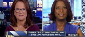 Deneen Borelli on Andrew McCabe Suing FBI and DOJ on Fox Business