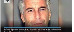 Jeffrey Epstein Death Raises Suspicions