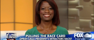 Watch Deneen Debate Racist Comments by Oprah on Fox & Friends