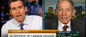 Why Did a Princeton Professor Tell CNBC Host Andrew Ross Sorkin to Shut Up Over Climate Change
