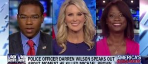 Watch Deneen Borelli Debate Over Officer Darren Wilson Interview on Fox News