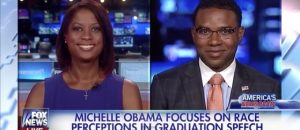 Watch Deneen Borelli Call Out Michelle Obama Race Laced Commencement Speech